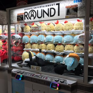 达拉斯去哪儿玩:Round 1 游戏厅🎮...