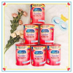 六罐 PREMIUM 婴幼儿1-3岁非转基因配方奶粉 32oz/罐