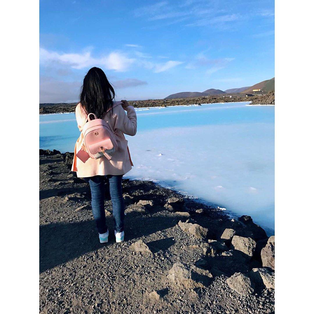 冰岛你一定要去的地方, Blue ...