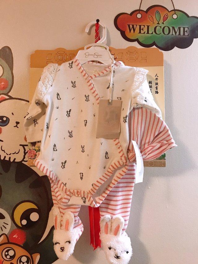 Marshalls买买买 宝宝衣服1⃣️