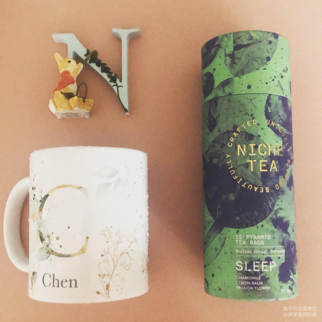 NICHE Tea 近日饮茶新宠 ❤️会...