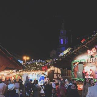 利兹圣诞集市