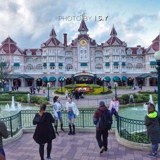 巴黎 迪士尼,是梦中的地方...