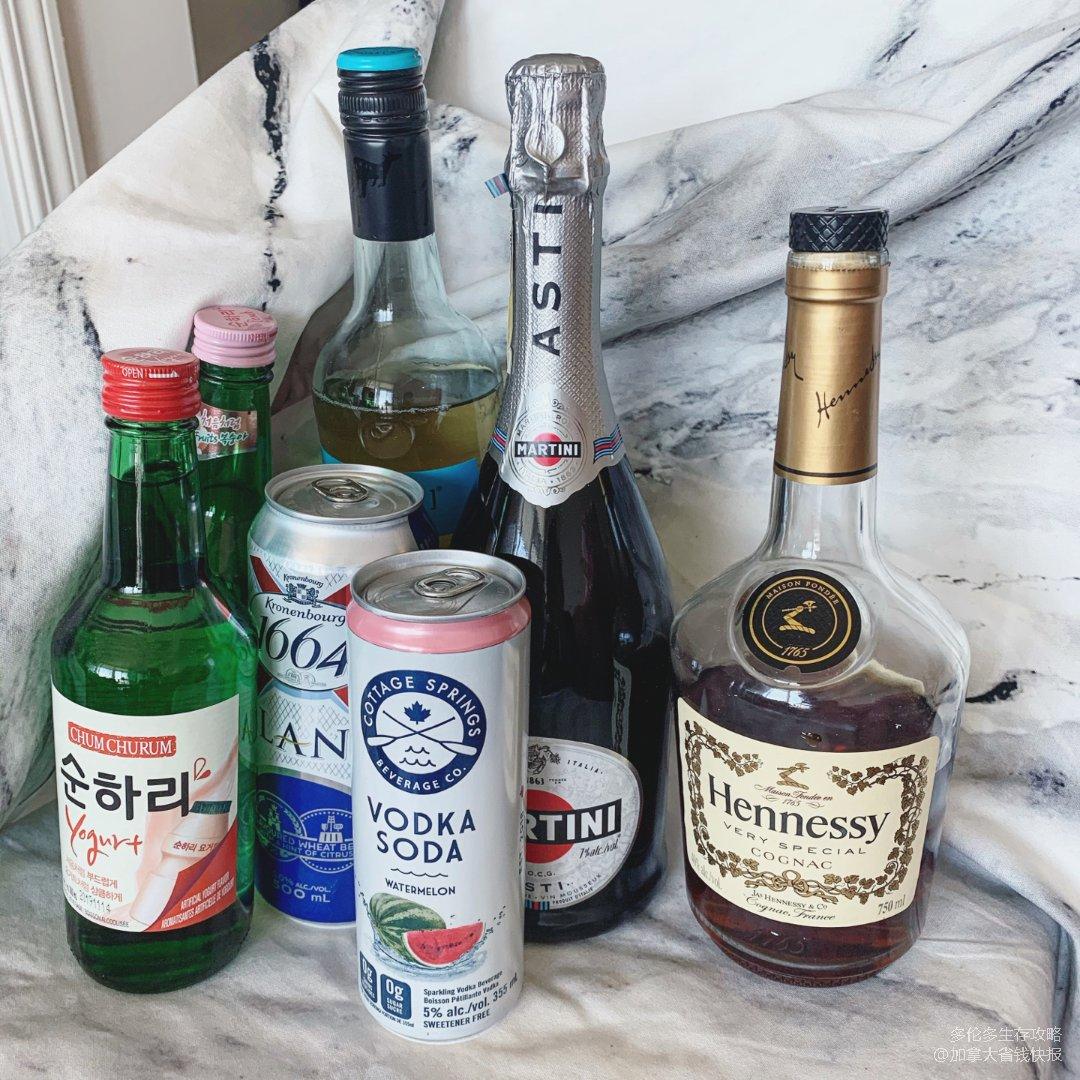 加拿大LCBO🍹适合女孩子喝的平价小酒儿