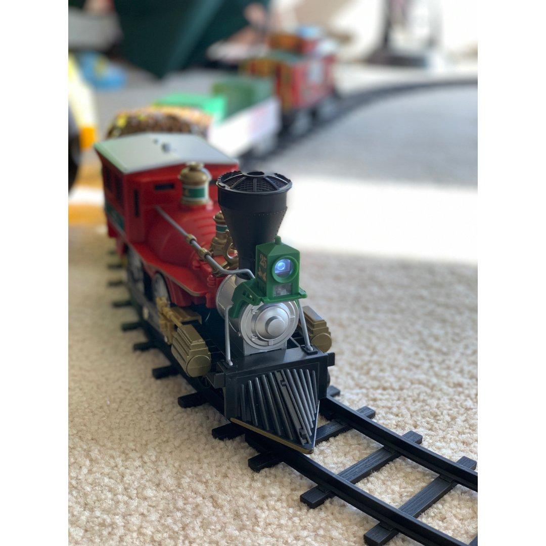 电动玩具火车 圣诞节必备