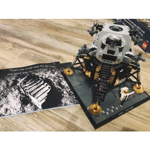 乐高阿波罗11号