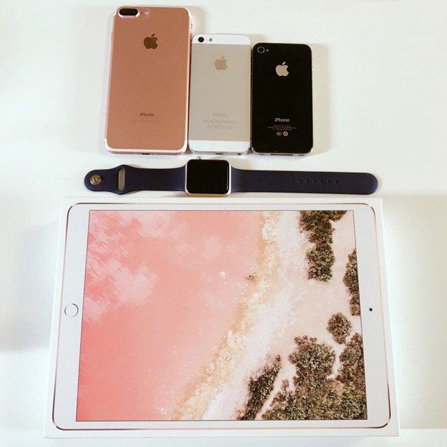不是果粉 也没有抢iPhone 8...