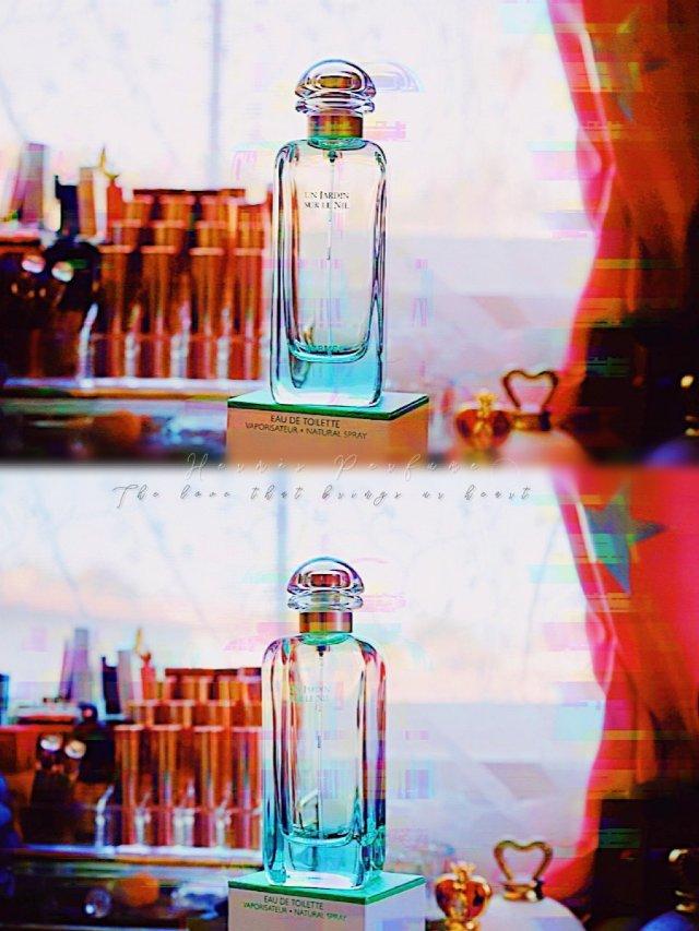 最爱的爱马仕尼罗河花园香水空瓶回购✨