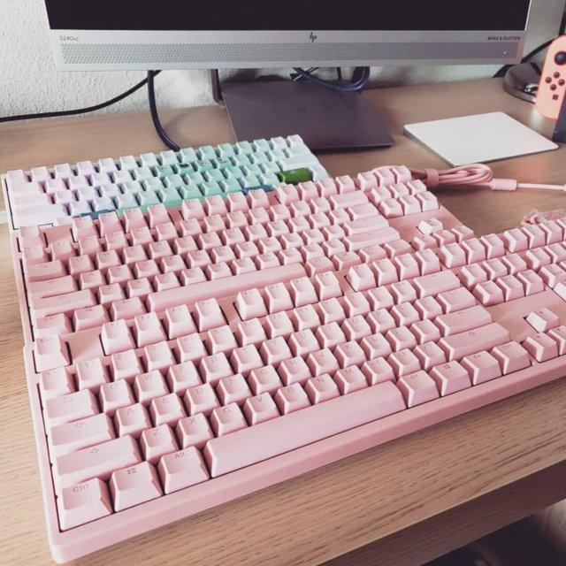 入门级!适合女生的机械键盘推荐