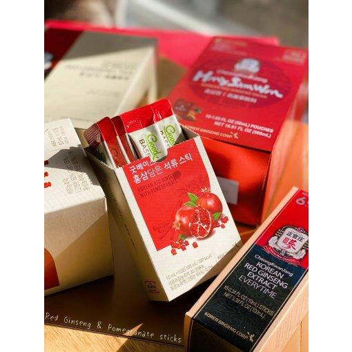 韩国滋补佳品|正官庄高丽红参|提升免疫力|补气补血