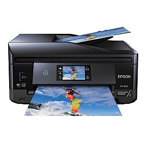 $99Epson Expression Premium XP-830 All-In-One Printer