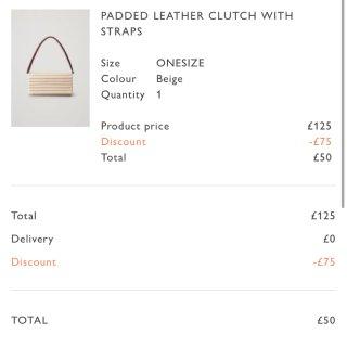 50镑买个cos的奶油色腋下包不香吗...
