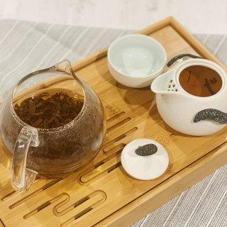 秋意渐浓|暖一壶【金骏眉】红茶|Bestleaftea