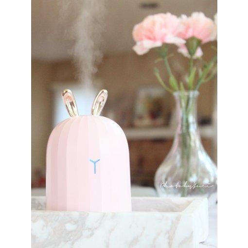 🥰小🐰乱撞啦~仙气袅袅兔兔usb加湿器