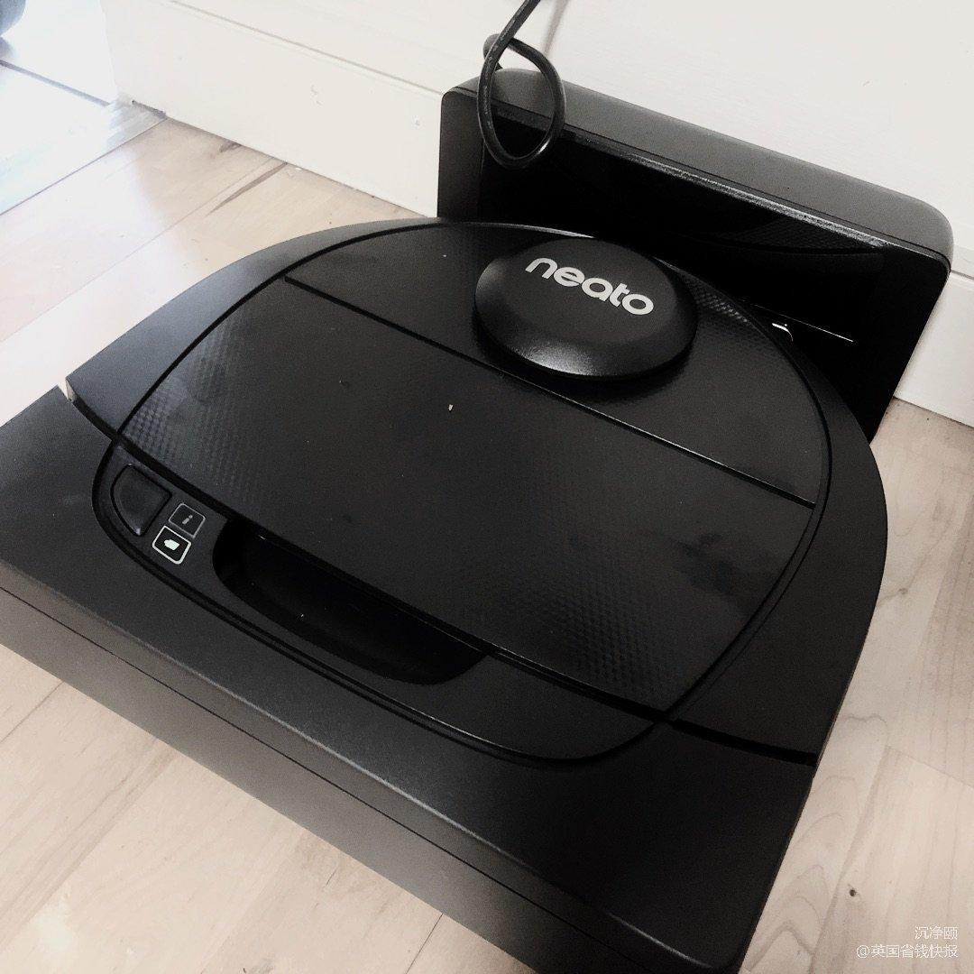 neato D4清洁机器人