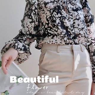打造我的精简衣橱|衬衫篇|女人与花是千年...