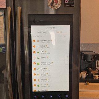 Smart home,智能家居,Samsung 三星,智能冰箱