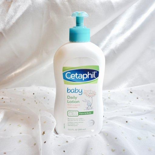 给宝宝推荐的润肤乳—Cetaphil篇