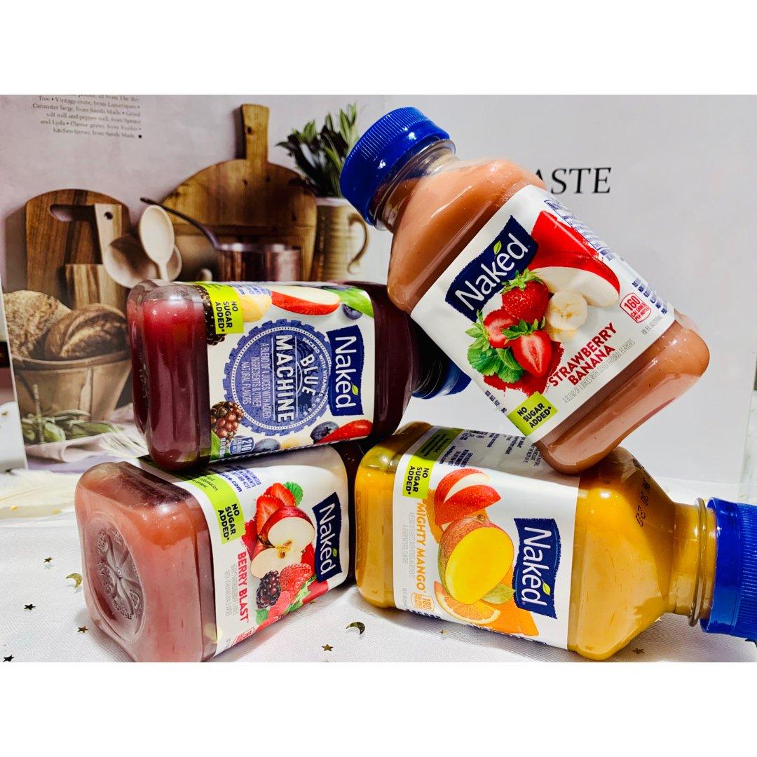 Costco买什么|Naked水果果汁