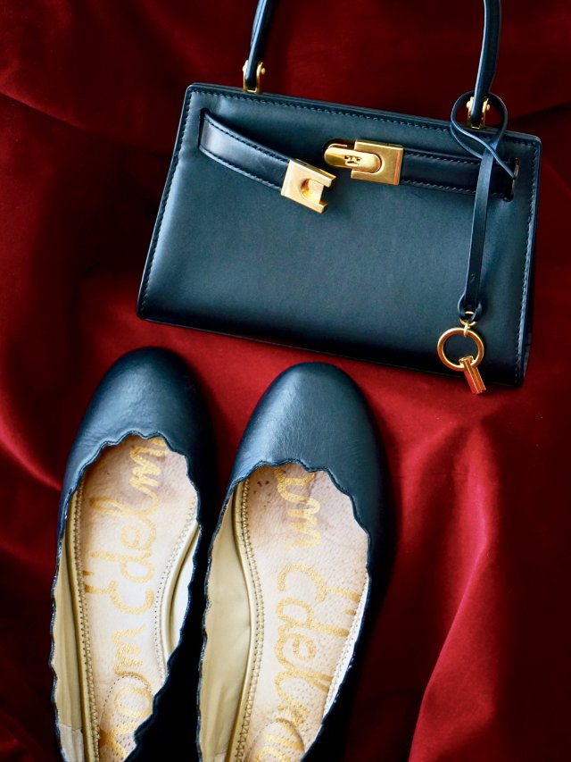 包包鞋子一个色 Day# 5——黑色