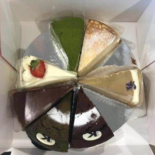 最爱的中国城蛋糕店kova~多拼蛋糕...
