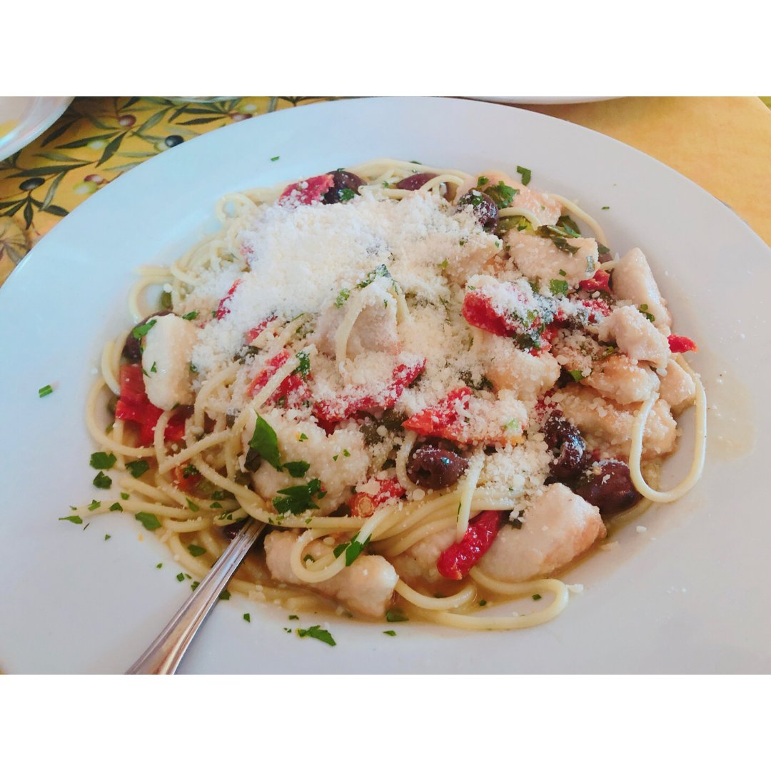 Carmel 人氣no.1 的地中海餐廳