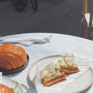 伦敦美食|Hideaway的早餐很好吃...