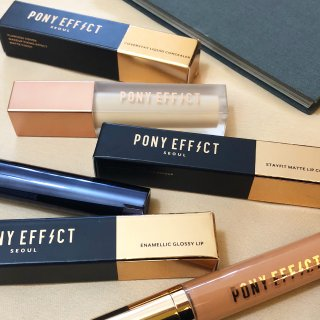 PONY EFFECT | 红极一时的美妆大神品牌🔥