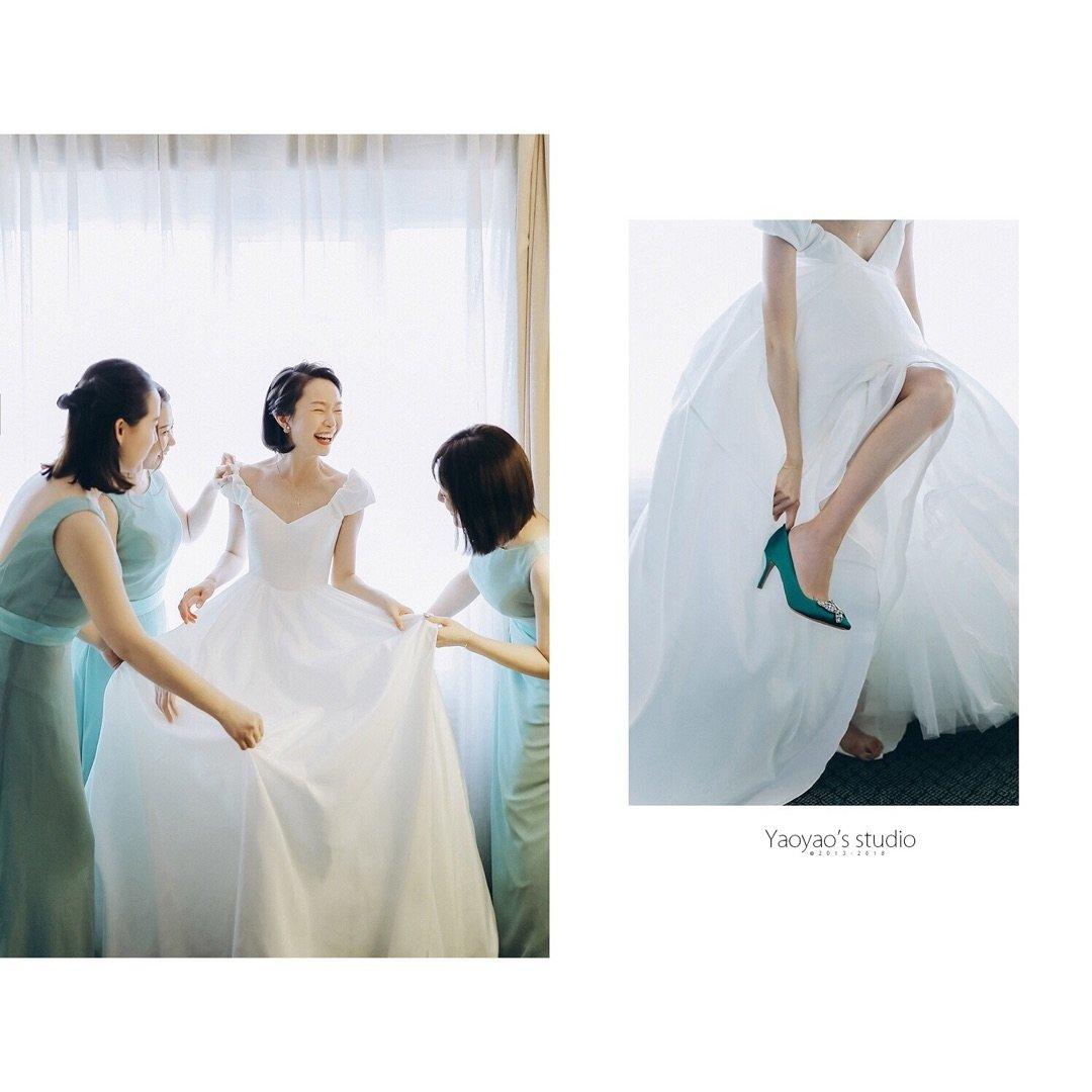 关于婚礼的小预告👰🏻<br /> ...