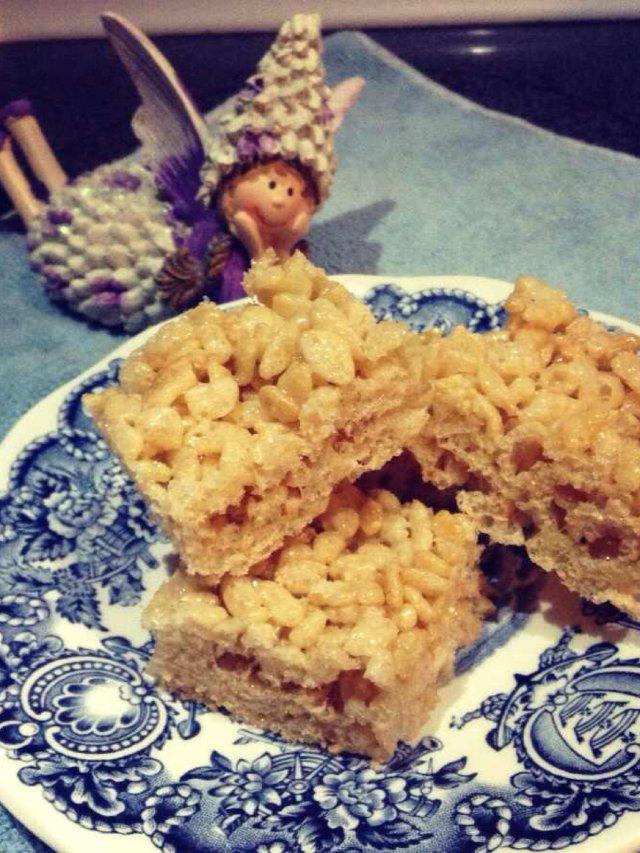 从小吃到大的米花糖,免烤点心做起来!