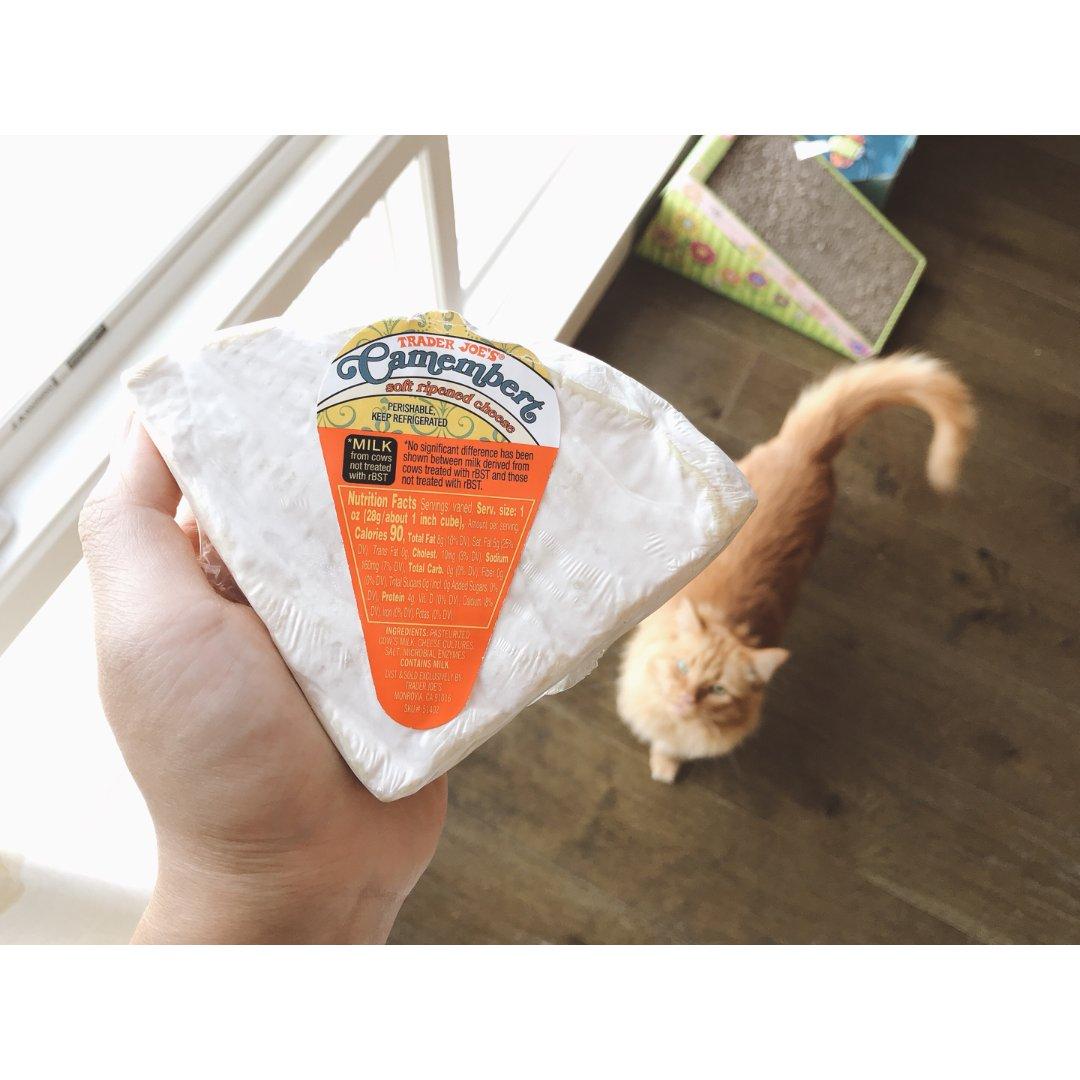 缺德舅种草- 卡门贝尔奶酪🧀️