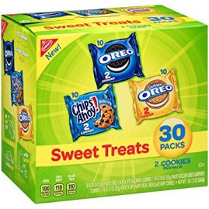 $4.75New Markdowns: Nabisco Sweet Treats Variety Pack Cookies
