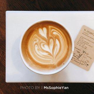 伦敦咖啡 伦敦的咖啡首推Arabica...
