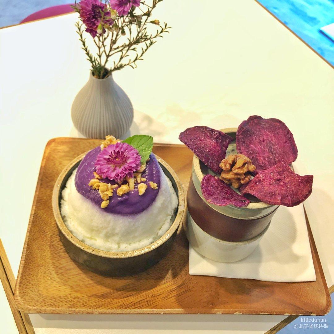 🎈紫薯甜点|LA Ktown