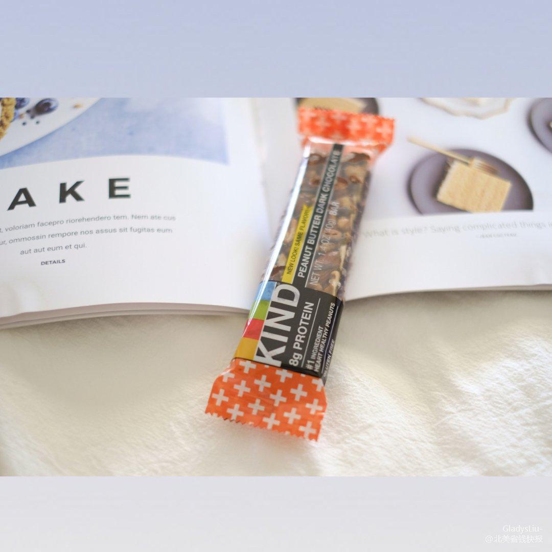 【Kind能量棒】🍫巧克力和坚果的...
