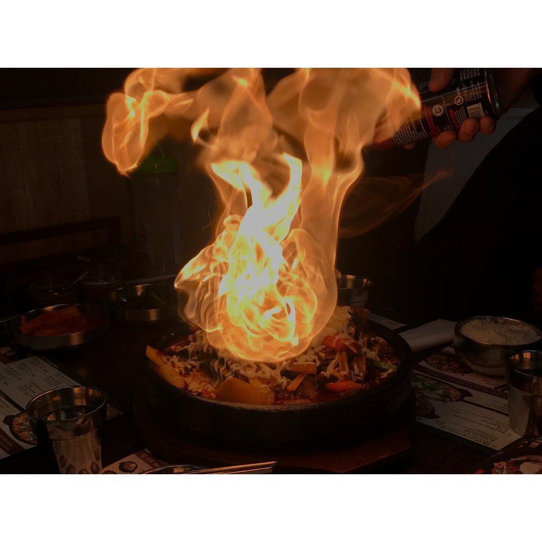 LA探店|超好吃的韩式牛肉锅Sun...