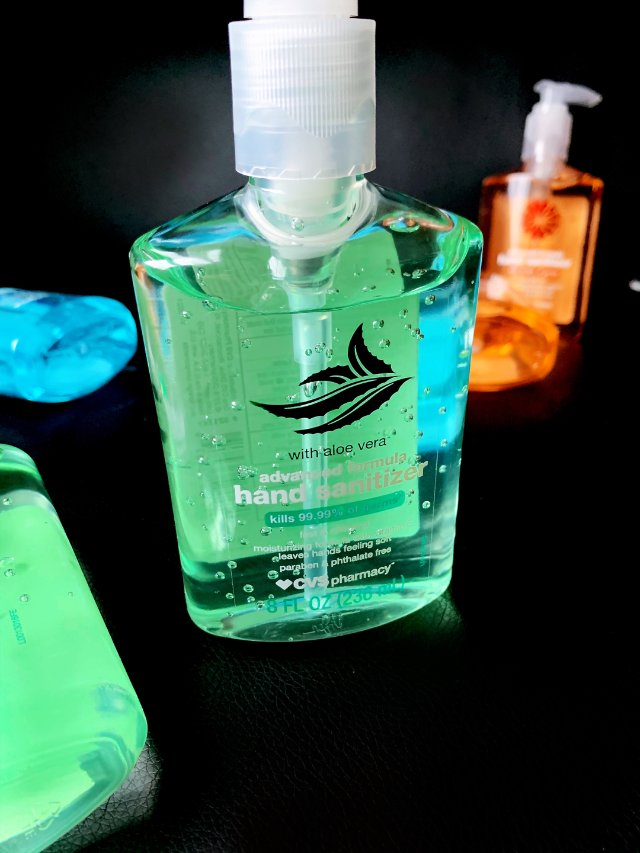 【Hand Sanitizers ...