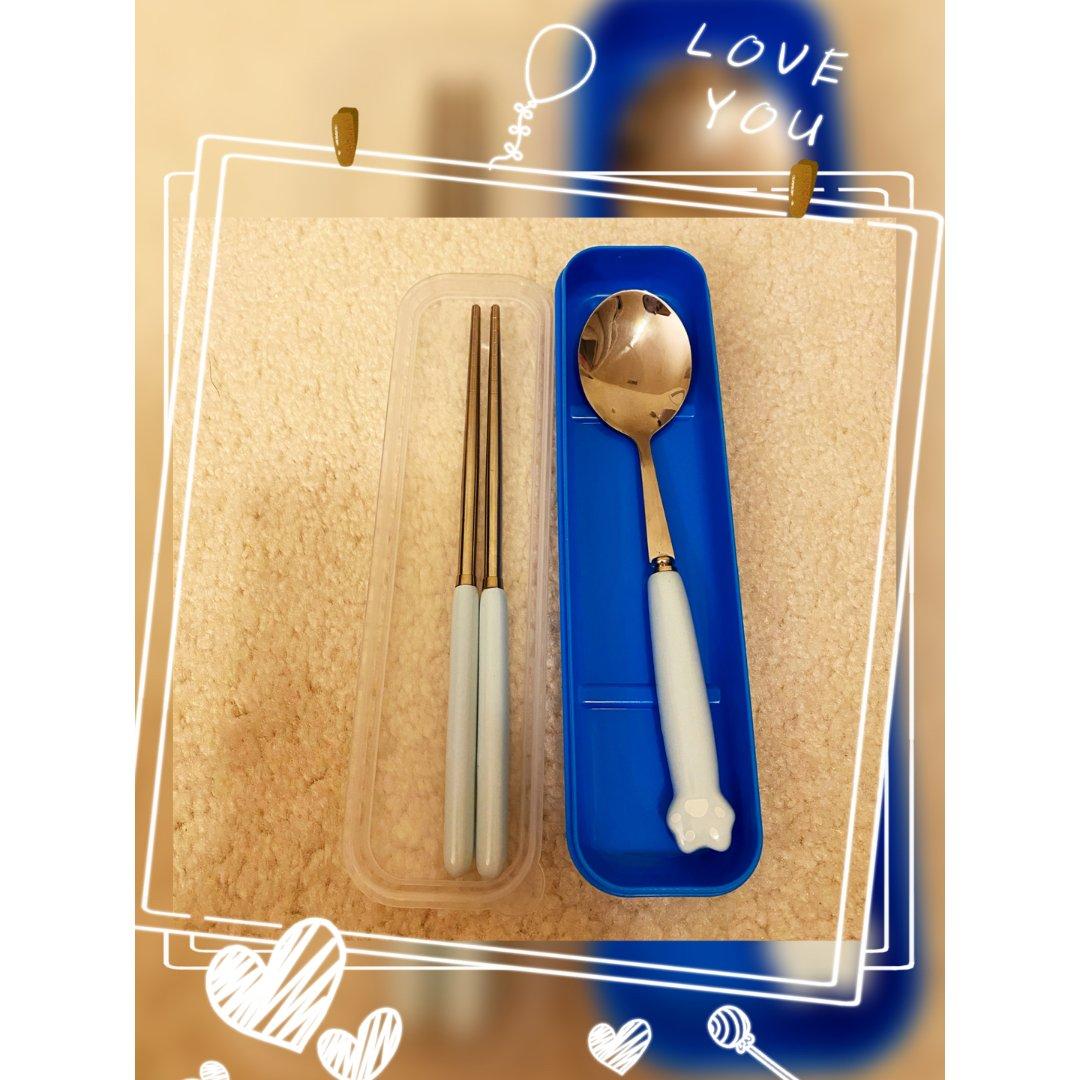 1⃣️1⃣️ 便携餐具🍴