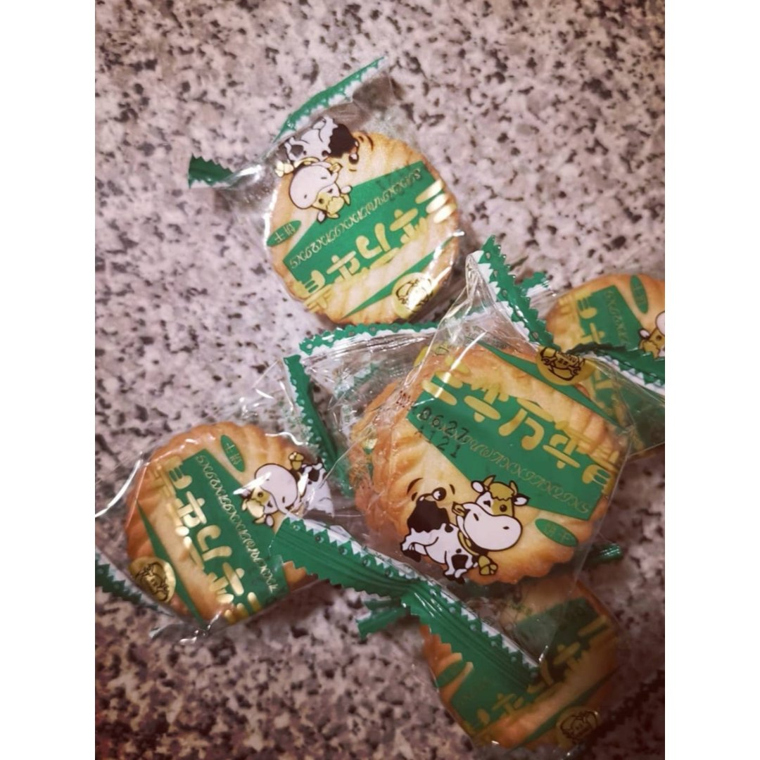 万年青饼干