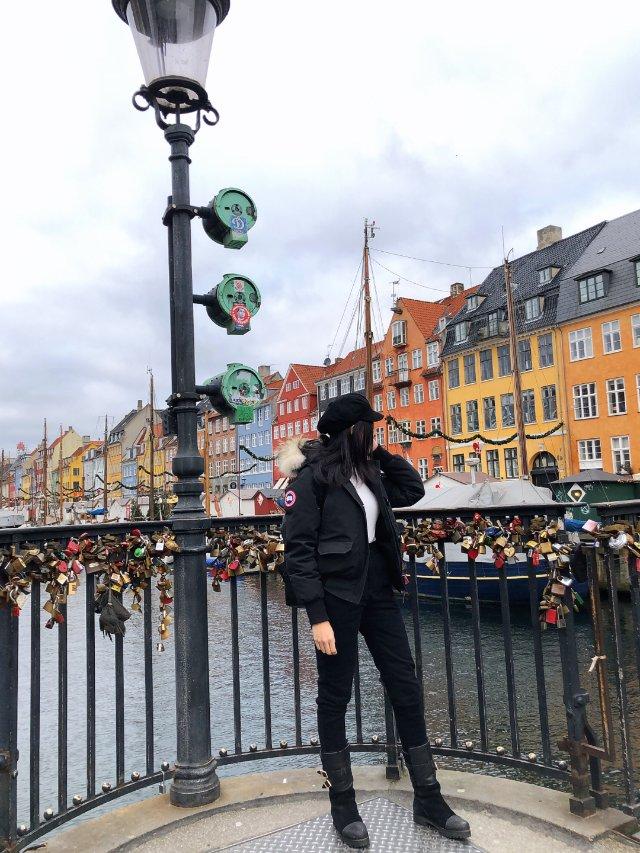 北欧trip-丹麦🇩🇰大家圣诞快落...
