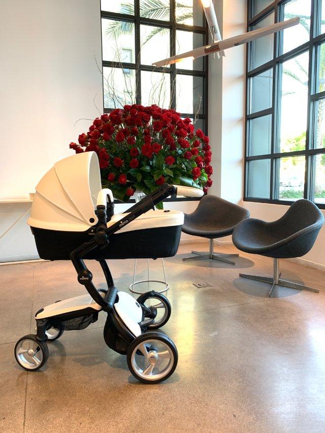 #KOL挑战赛 母婴系列 高颜值婴儿车