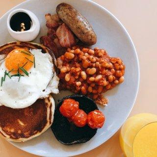 伦敦美食|超好吃的pancake在这里...