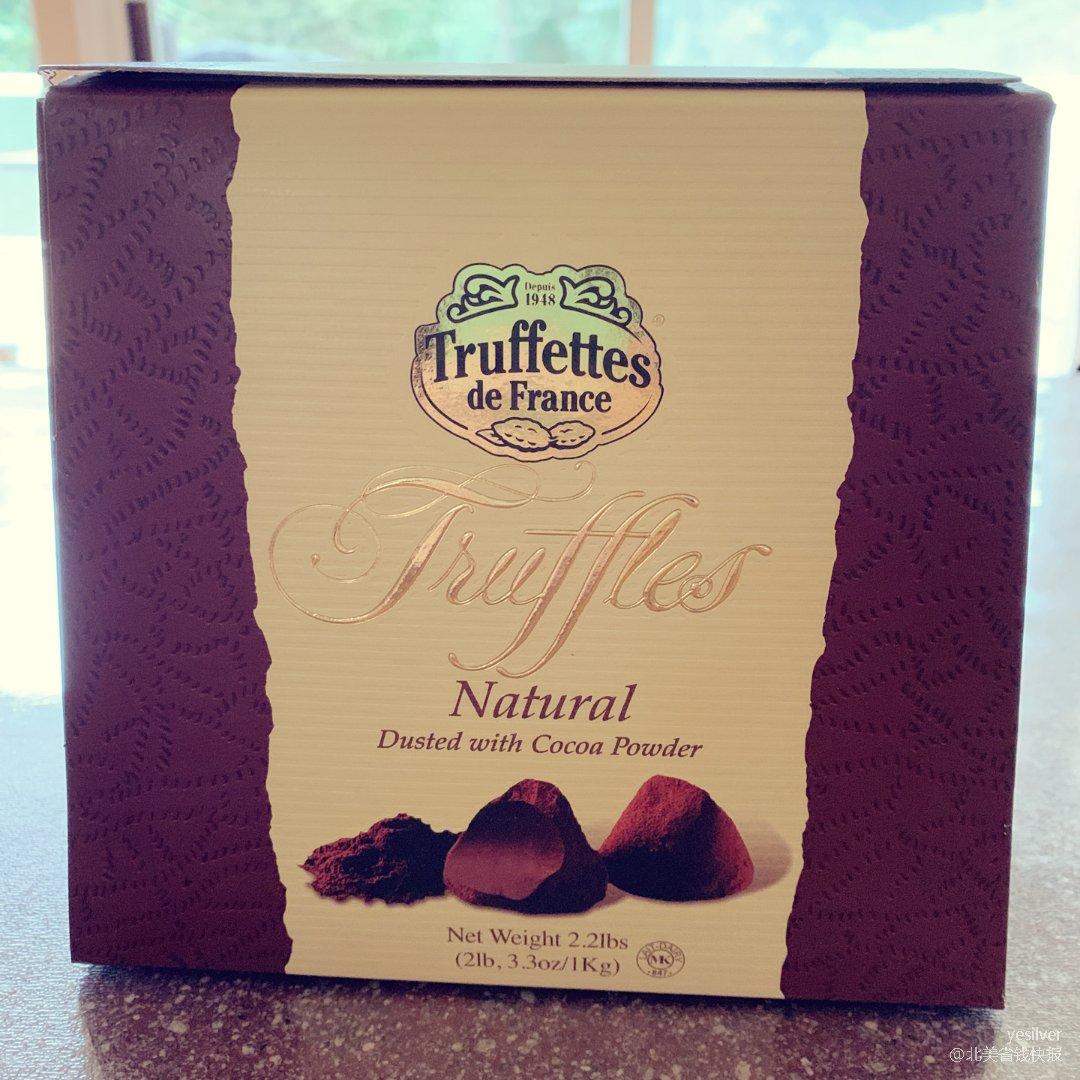 Truffettes松露巧克力