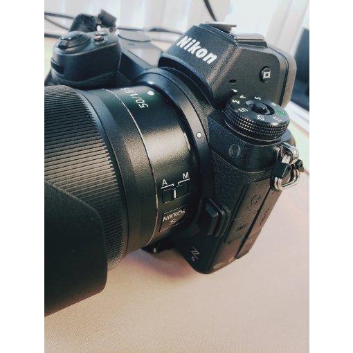 尼康党的不妥协 Z6+50mm f/1.8 不输索尼的存在