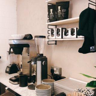 伦敦咖啡 伦敦Press藏在Victor...
