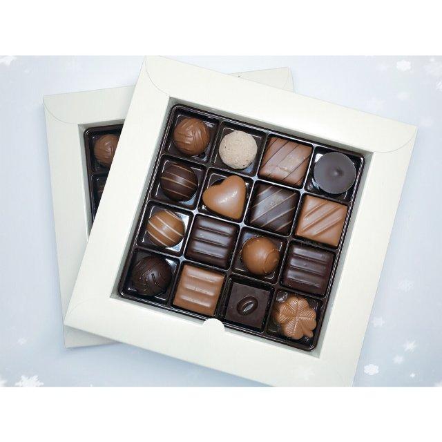 推荐一款超好吃的松露巧克力给爱吃🍫...