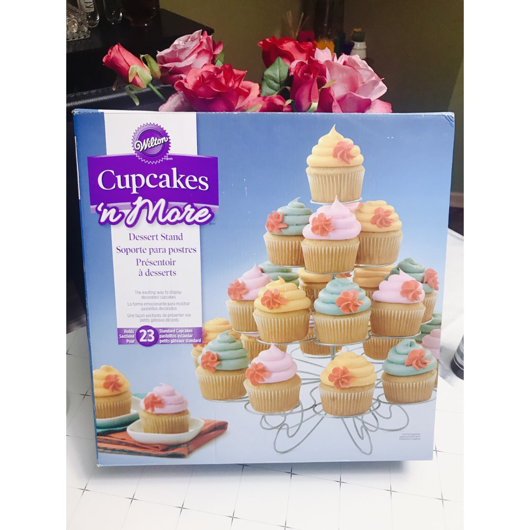 Cupcakes stand
