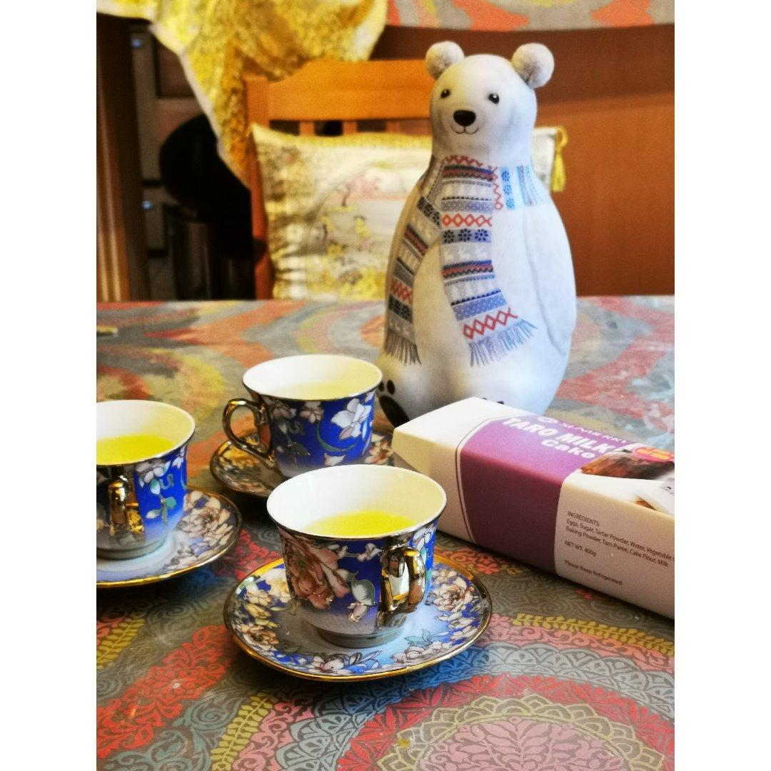 感恩节的下午茶—岁月静好