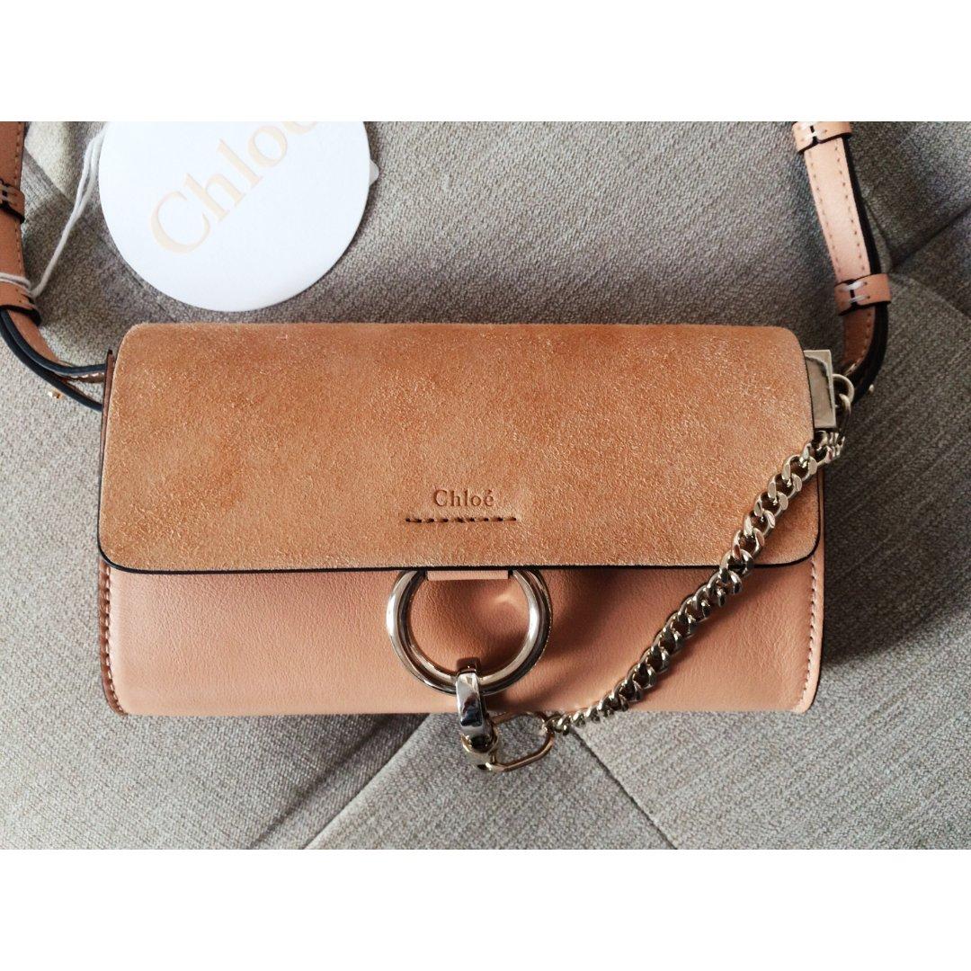 Chloe Pink Wallet