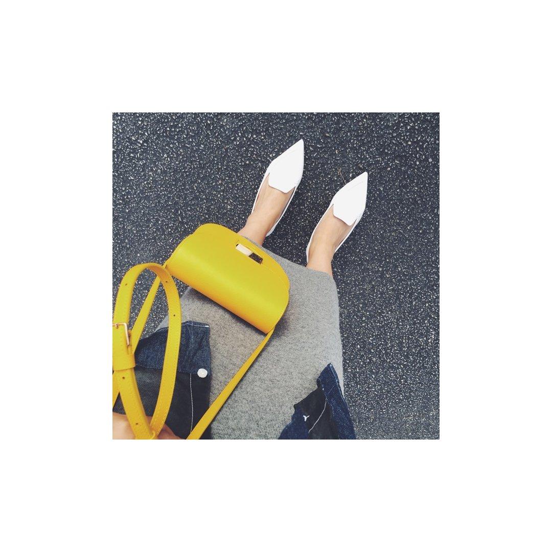 新买的包包和鞋鞋超喜欢 买了很久的...